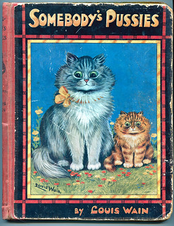 Somebody's Pussies by Louis Wain