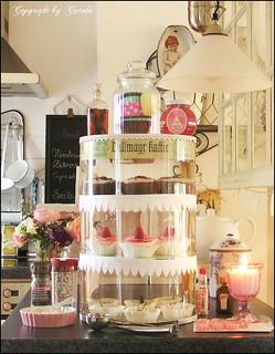 Cupcake manufacture in my kitchen