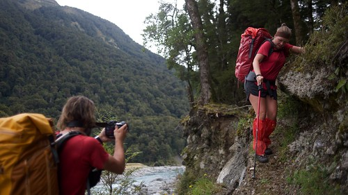 newzealand mountains forest photography cookie climbing nicky mtaspiringnationalpark teararoa thelongpathway