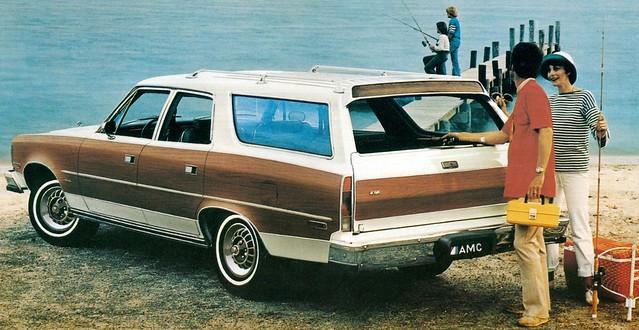 1978 American Motors Matador Station Wagon