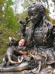 Eden in Alice's Lap