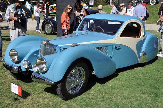 1937 Bugatti Atalanti