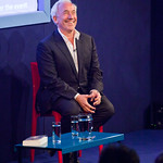 Simon Callow | Simon Callow charmed the Book Festival audience