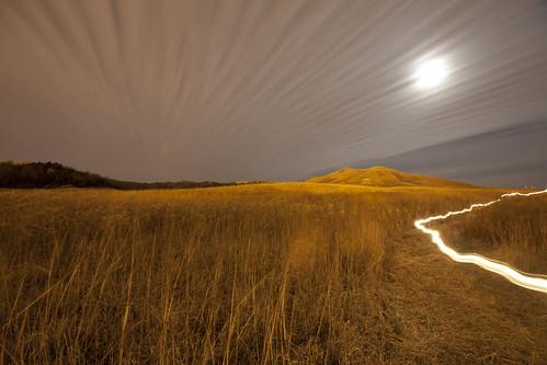 iowa hills prairie tnc loess cloudsstormssunsetssunrises