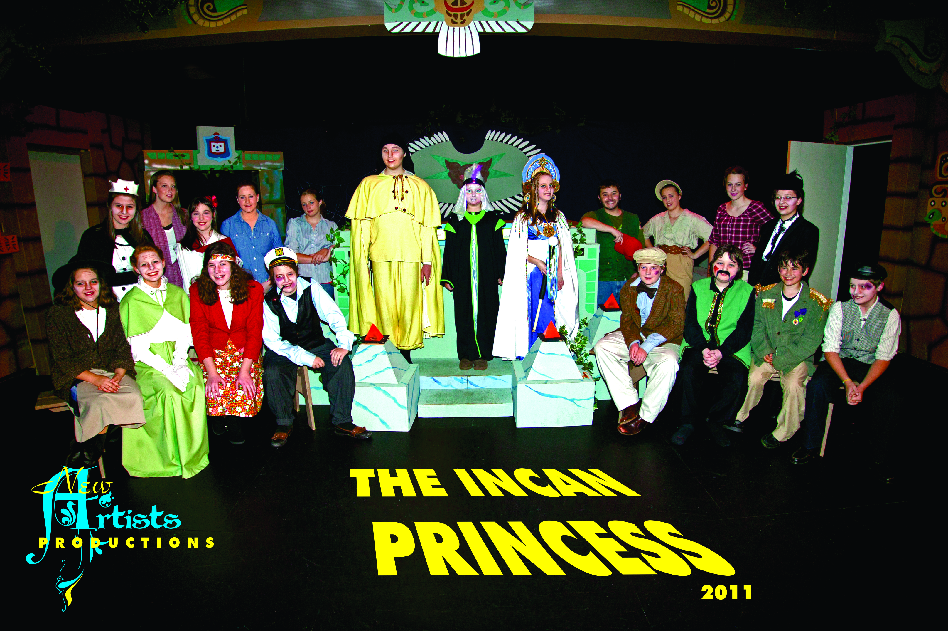 NAP Cast Photos