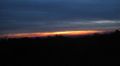 sunset geotagged outdoors evening us unitedstates hiking ct bearmountain crepusculo appalachiantrail bearmtn taconics mtriga at mountriga