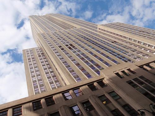 Empire State Building | by reinholdbehringer