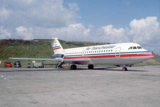 Air Manchester BAC 1-11