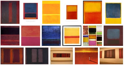 Rothko Tile Page