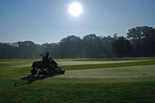 green sunrise golf bluesky mornings mower newbury jnb youxia d80 deanwood