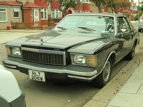 1980 Chevrolet Monte Carlo 5.0 Coupe.   by bramm77