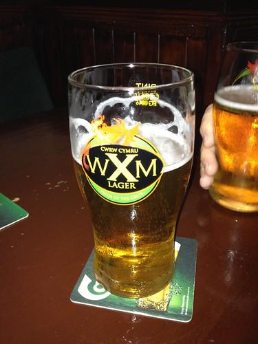 Wrexham Lager! | by Christopher Owen Jones
