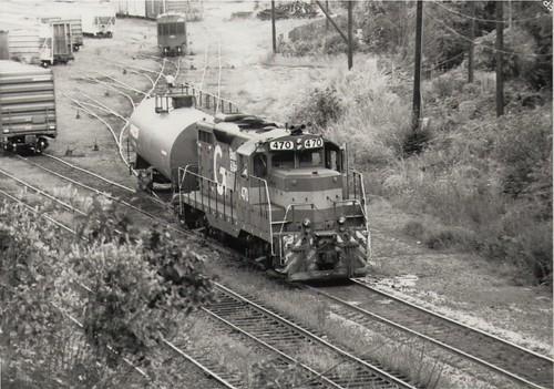 railroad lawrence bostonandmaine