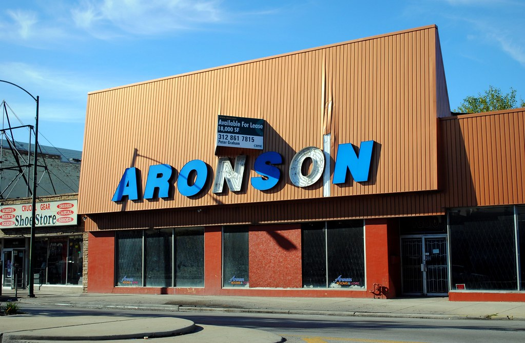 No More Aronson Furniture Aronson Furniture 4360 S Ashla Flickr