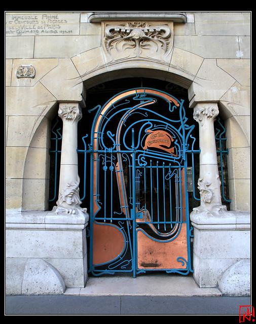 Castel Béranger, Hector Guimard 2/5
