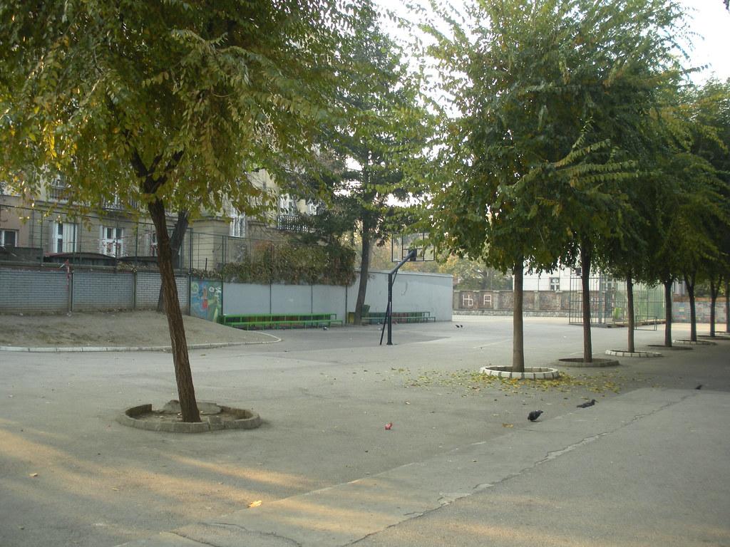 Osnovna Skola Elementary School Ivan Goran Kovacic Beogr Flickr