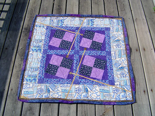 quilt completed | by Scientific Quilter