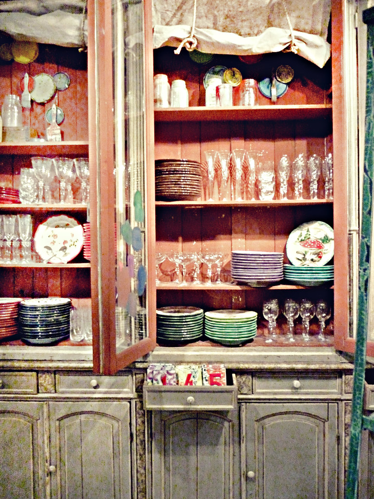 Anthropologie Cabinet   Seattle Store   Marie's Shots   Flickr