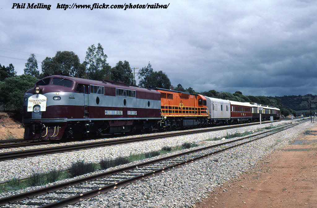 GM1/ L262 Toodyay on 22 October 2001  19961 by Phil