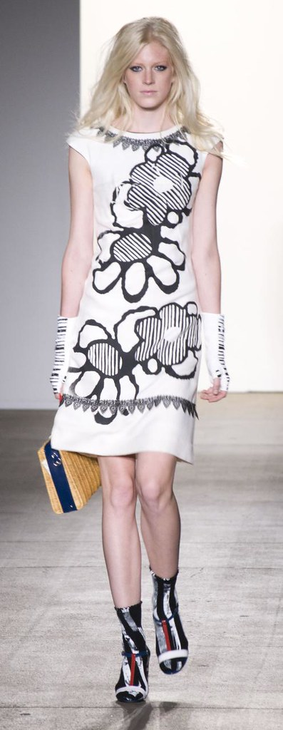 Libertine Spring 2012 Collection: NY Fashion Week