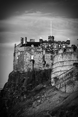 Edinburgh Castle | by Elissa @ 17 and Baking