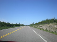20110703 0298 On the road to Fort providence, Yellowknife 2011