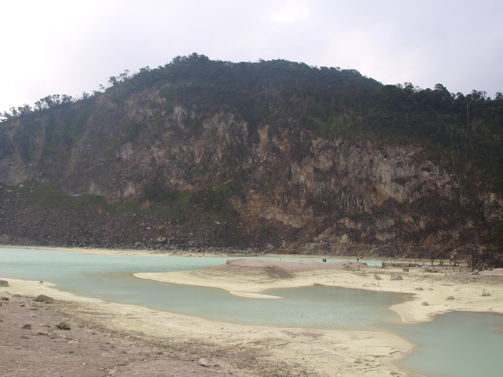 crater west java
