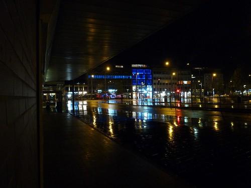 Braunschweig Bohlweg bei Nacht