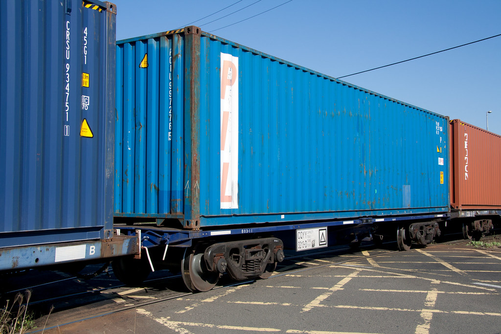 CCQY Container Flat