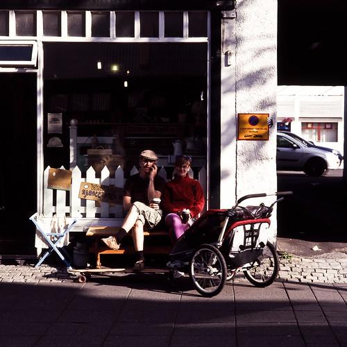 "Image titled ""Laugavegur, Reykjavik, Iceland."""