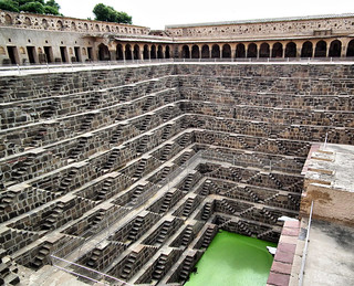 THE DEEPEST STEPWELL IN THE WORLD. CHAND BAORI, RAJASTAN, INDIA | by toyaguerrero