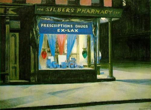 Drug Store.1927 | by El ladron de Bagdad