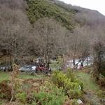 Ruta por Santalla