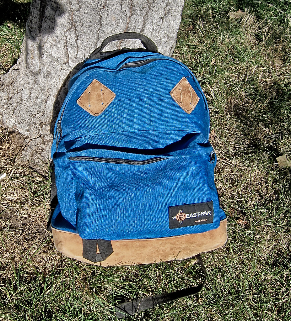 Vintage Eastpak Backpack