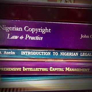 Nigerian copyright