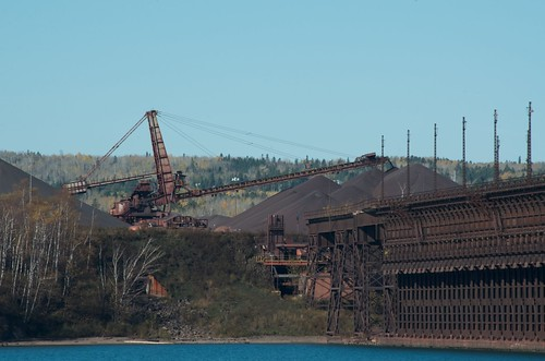 Two Harbors Trip - October 2011 - The Tacontie Stockpile | by pmarkham