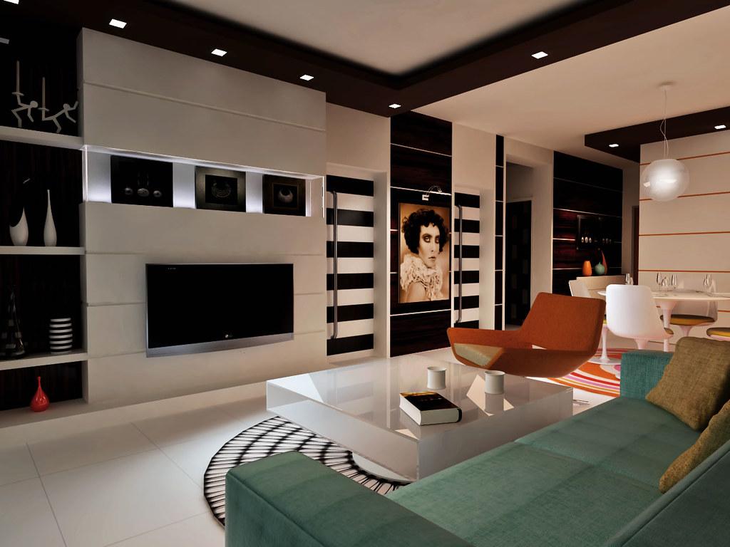 diseño Salon Comedor | Juan Carlo Cruder | Flickr