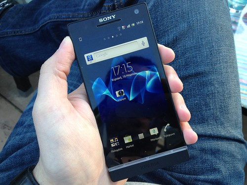 Sony Xperia S | by JohnKarak