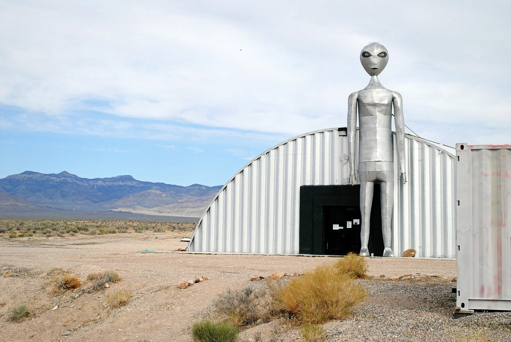Alien outside of barn, in Alamo Nevada | Just north of Area ... on fernley nevada map, st. thomas nevada map, nellis afb nevada map, nevada hunting area 10 map, linden nevada map, lincoln county nevada map, cottonwood cove nevada map, austin nevada map, valmy nevada map, helena nevada map, owyhee nevada map, nevada road map, california nevada map, enterprise nevada map, city of henderson nevada map, mccarran nevada map, ash springs nevada map, nevada state map, riverside nevada map, rachel nevada map,