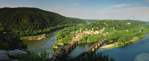 panorama landscape md maryland harpersferry marylandheights