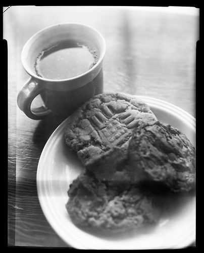 Church Street Coffee & Books (coffee and cookies)   by cary norton