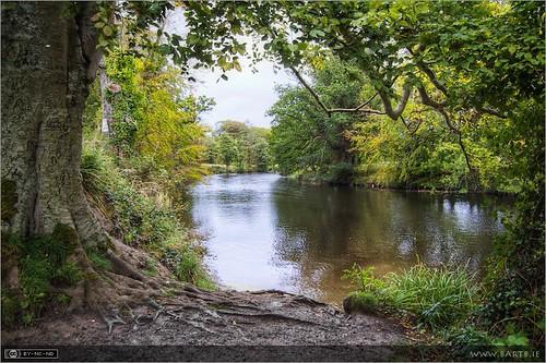 autumn ireland river liffey hdr topaz kildare celbridge photomatix tonemapped tthdr topazadjust