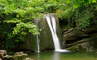 Janet's Foss Waterfalls, Craven, Yorkshire, UK | An enchanted and tranquil place (3 of 10) | by ukgardenphotos