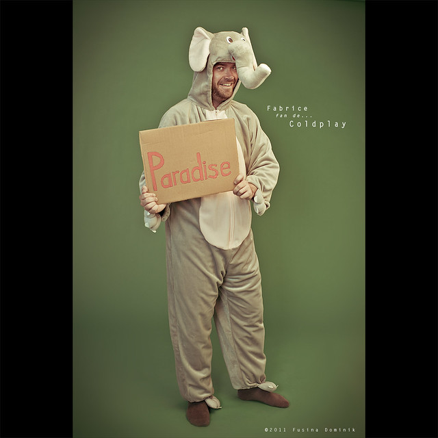 Fabrice, fan de... Coldplay | Nouvelles Voix 2011