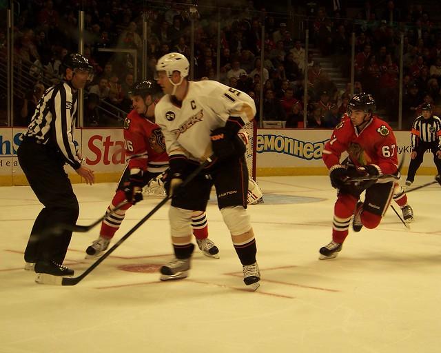 Chicago Blackhawks/Anaheim Ducks