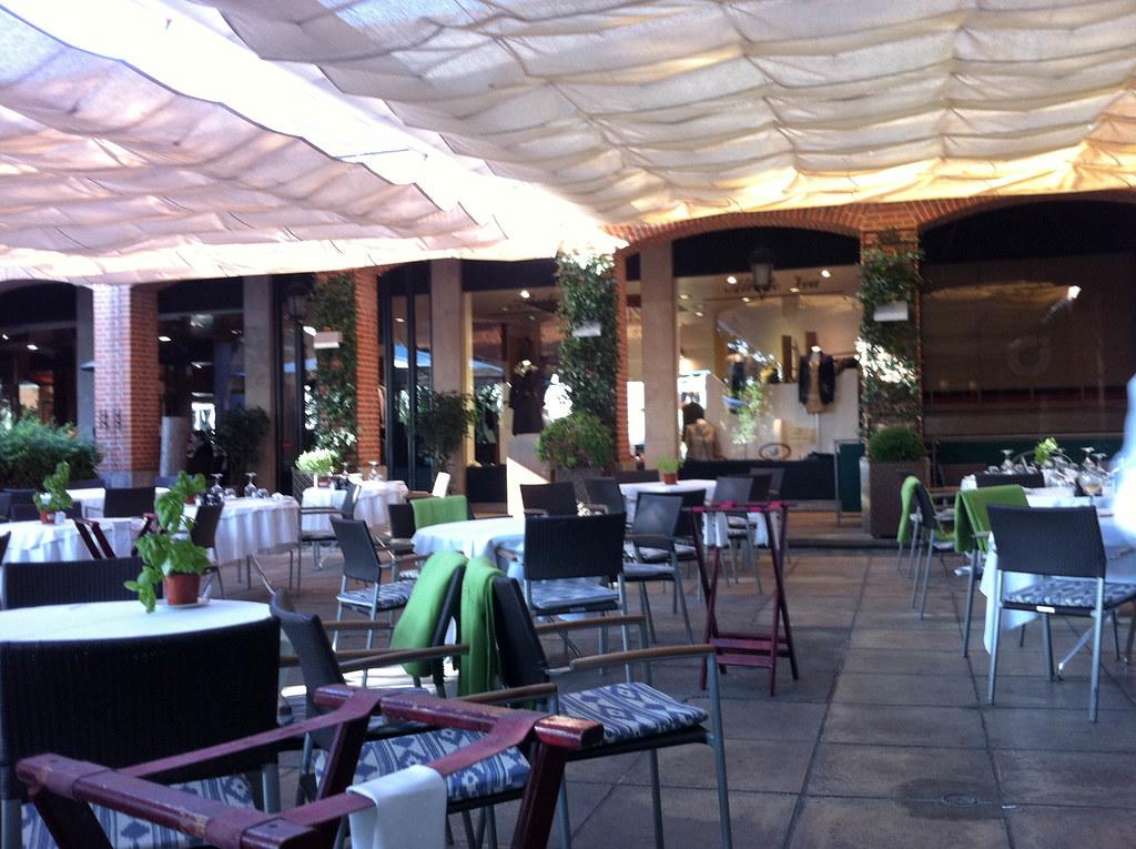 Restaurante Aspen La Moraleja Madrid Terraza Pablo Monteagudo Flickr