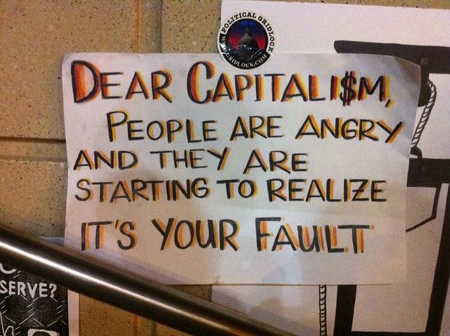 Dear Capitalism...
