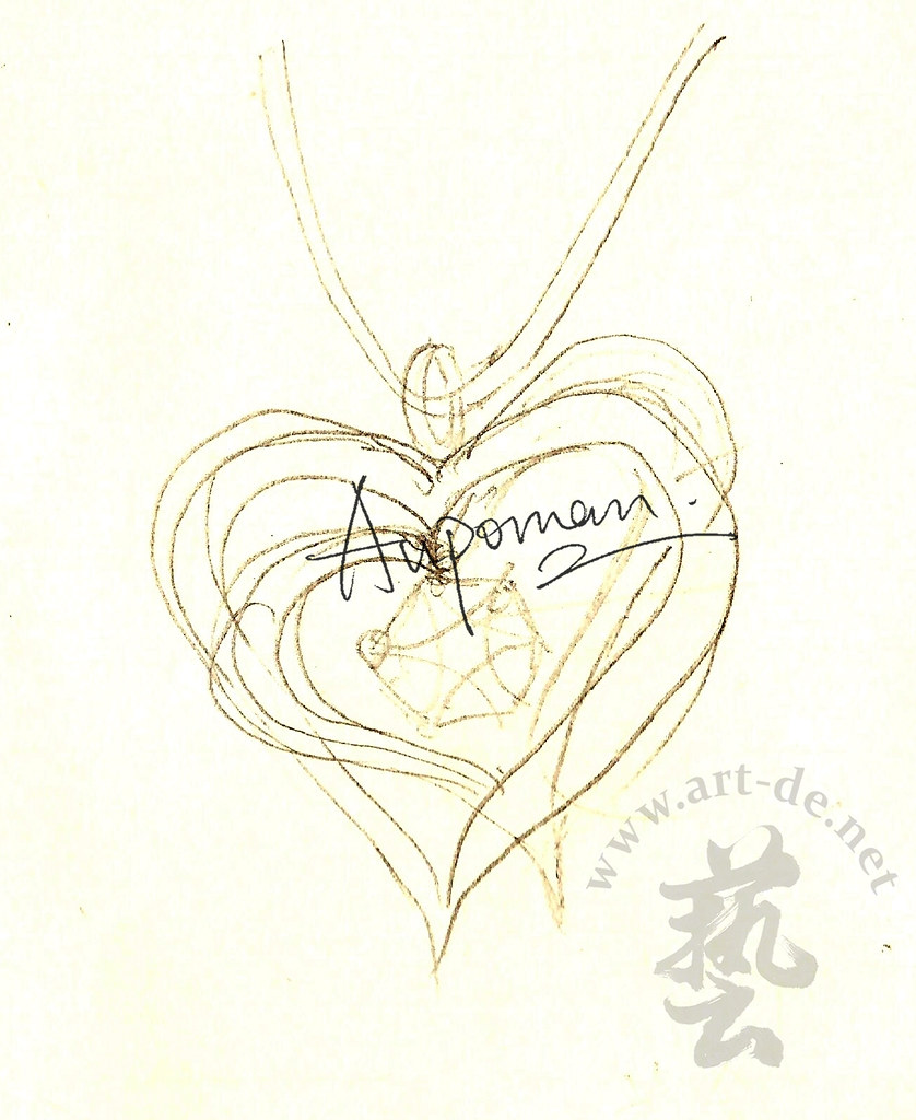 Jewelry Design Sketch Pendant 1 Jewelry Design Drawing E Flickr