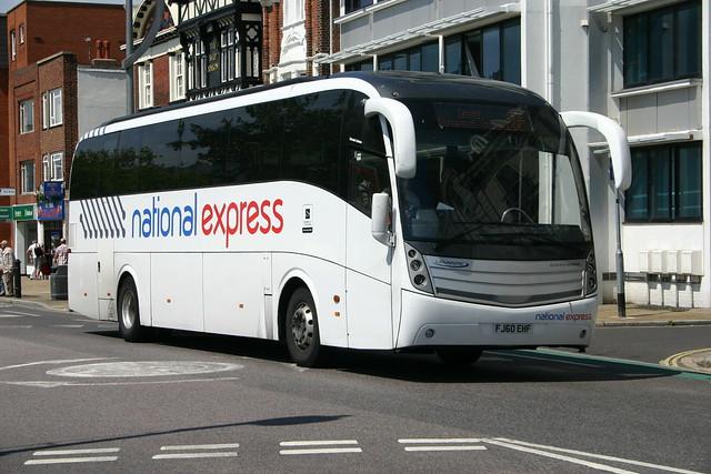 FJ60EHF National Express