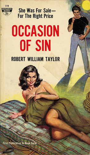 Monarch Books 119 - Robert William Taylor - Occasion of Sin